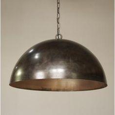 Bold Metal 1-light Pendant