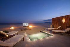 Postcard Perfect: Beach Cabana