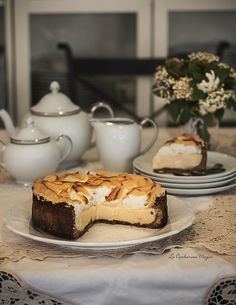 Gourmet Cheesecake Recipe, Homemade Cheesecake, Cheesecake Desserts, Tea Party Desserts, Dessert Recipes, Crazy Cakes, Sweet Pie, Unique Cakes, Piece Of Cakes