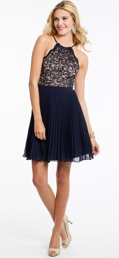 Two Tone Lace With P