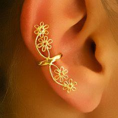 Hey, I found this really awesome Etsy listing at https://www.etsy.com/listing/217064769/gold-ear-cuff-ear-wrap-fake-ear-cuff
