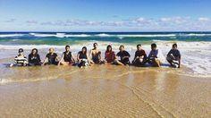 #meditating by the #seabeach #sea #funpeople #daytrip #summer #serenity #lorne #australia #victoria #beautifulvic #nature #naturalbeauty #naturefreak #seafreak #beachfreak #freaks by shaikh_ahmed_tushin http://ift.tt/1IIGiLS