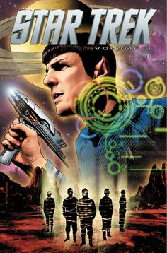 Star Trek IDW Volume 8.  I can't wait to buy one !
