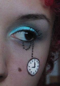 Alice in Wonderland Eye Makeup                                                                                                                                                                                 More