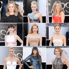 Best Oscars Dresses 2013   Pictures