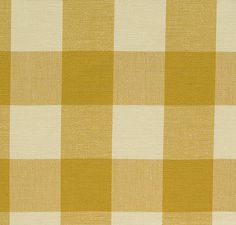 CHE066-YL01 Checkerboard Sunshine by Pindler