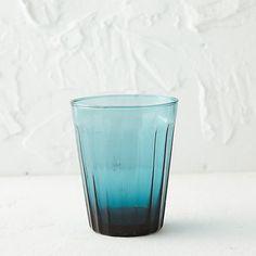 Color Burst Soda Glass / $12