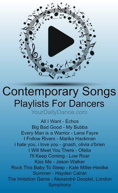 Contemporary Playlist #38...