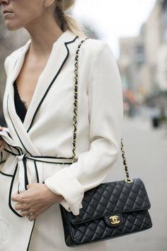 belted robe blazer and black skinnies | damsel in dior. 2