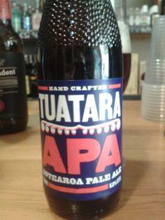 Apa, Tuatara, New Zeland