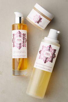 REN Clean Skincare Moroccan Rose Luxury Gift Set