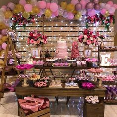 Quinceanera Party Planning – 5 Secrets For Having The Best Mexican Birthday Party 18th Birthday Party, Birthday Party Decorations, Wedding Decorations, Birthday Ideas, Quinceanera Party, Event Decor, Party Planning, Party Time, Baby Shower