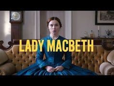 New: A Victorian Era Lady Macbeth • Willow and Thatch