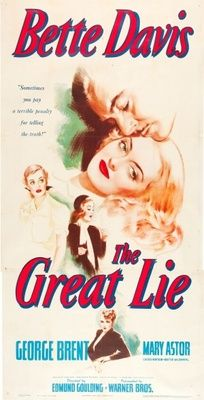 The Great Lie....early-40's. Mary Astor Steal's just about Every scene she is in.