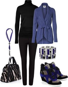 """""""Casually Chic"""" by r-dee-johnson on Polyvore"""