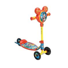 Huffy Lights and Sounds Scooter - Mickey Mouse in Great Big ToysRUs Play Book from ToysRUs on shop.CatalogSpree.com, my personal digital mall.
