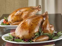 Turkey roast is a recipe with fresh ingredients from the turkey category. Try … - Christmas Deco Thanksgiving Truthan, Roasted Turkey, Eat Smarter, Christmas Deco, Other Recipes, Yummy Food, Delicious Recipes, Food Porn, Meat