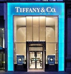 Tiffany's at Collins Street Melbourne