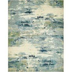 You'll love the EthelStain Resistant Light Blue Area Rug at Wayfair - Great Deals on all Rugs products with Free Shipping on most stuff, even the big stuff.