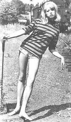 Pattie Boyd, topMarianne Faithfull