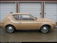 Amc Gremlin, American Motors, Gremlins, Back In The Day, Old Cars, Classic Cars, Spirit, Trucks, Vehicles