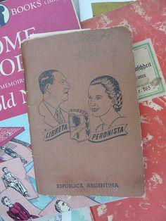 Libreta Peronista