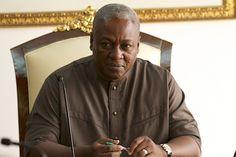 Ghana not in crisis; economy is expanding – President Mahama