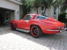 corvettes:  1966 Corvette Coupe