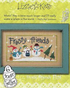 Frosty friends