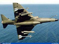 RNZAF A-4K