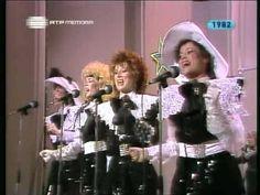 Festival RTP 1982 - Doce - Bem Bom (R) - YouTube