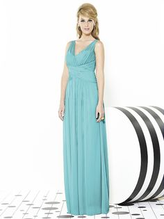 After Six Bridesmaids Style 6711 http://www.dessy.com/dresses/bridesmaid/6711/?color=white&colorid=122#.VNurbvnF-So