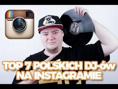 Rap Gadanina #3 - TOP 7 POLSKICH DJ-ów HIP-HOPOWYCH NA INSTAGRAMIE