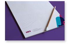 NBS - New Business Solutions Rebranding on Behance