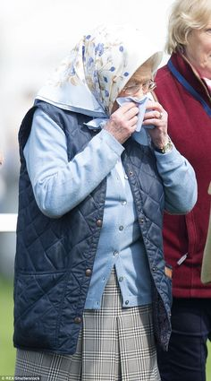 She's rarely taken a day off sick, yet the Queen had to delay her trip to Sandringham for the Royal Family's Christmas gathering