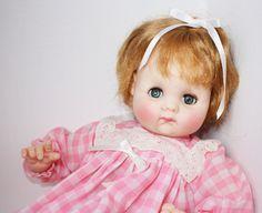 1975 Madame Alexander doll Puddin doll vintage doll 14