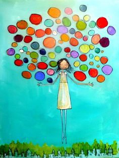 """Johanna Wright. """"Colors in You""""."""