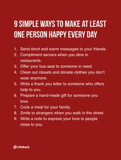 If You Want To Be Genuinely Happy, Try Making People Around You Smile First