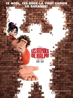 Wreck It Ralph The Popular Movie Poster Decor 3966 Online On Sale at Wall Art Store – Posters-Print.com