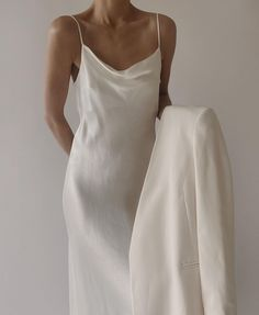 White Trousers, 15 Dresses, Summer Wardrobe, Silk Dress, Long Sleeve Tops, Summer Outfits, Feminine, Fashion Outfits, How To Wear