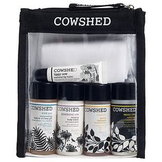 Buy Cowshed Pocket Cow Bath & Body Set Online at johnlewis.com