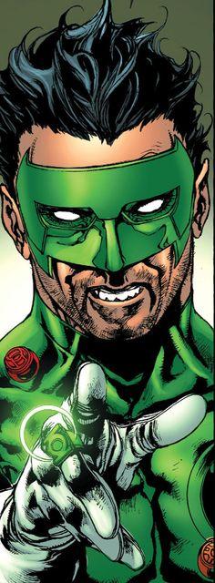 Green Lantern Kyle Ryner by Harvey Tolibao