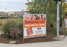 Temporary signs are a great choice for marketing promotions, sales, and events!   #Signs #Sales #Events #Atlanta