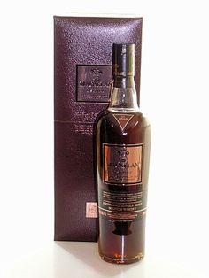 Whisky XI - Macallan Oscuro 1824 Collection
