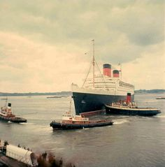 RMS Queen Elizabeth - QESoton64a | Flickr - Photo Sharing!