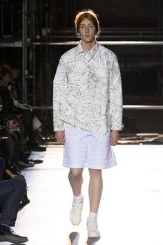 Comme des Garcons Homme Plus | Menswear - Autumn 2018 | Look 18