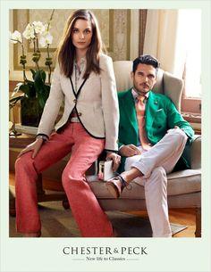 e52b5d865da Formal Wear Spring-Summer 2014 by Chester   Peck (4) Mexican Fashion