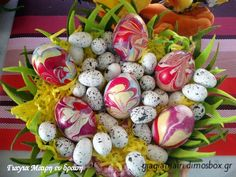 2 Easter Recipes, Greek Recipes, Easter Crafts, Happy Easter, Easter Eggs, Cooking Recipes, Food, Design, Tips