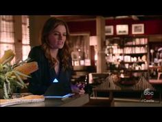 Castle's Lucy vs. Beckett's Linus (Heartbreaker, Season 8 X 16) - YouTube