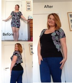 Too small dress to jacket upcycling upsizing clothes